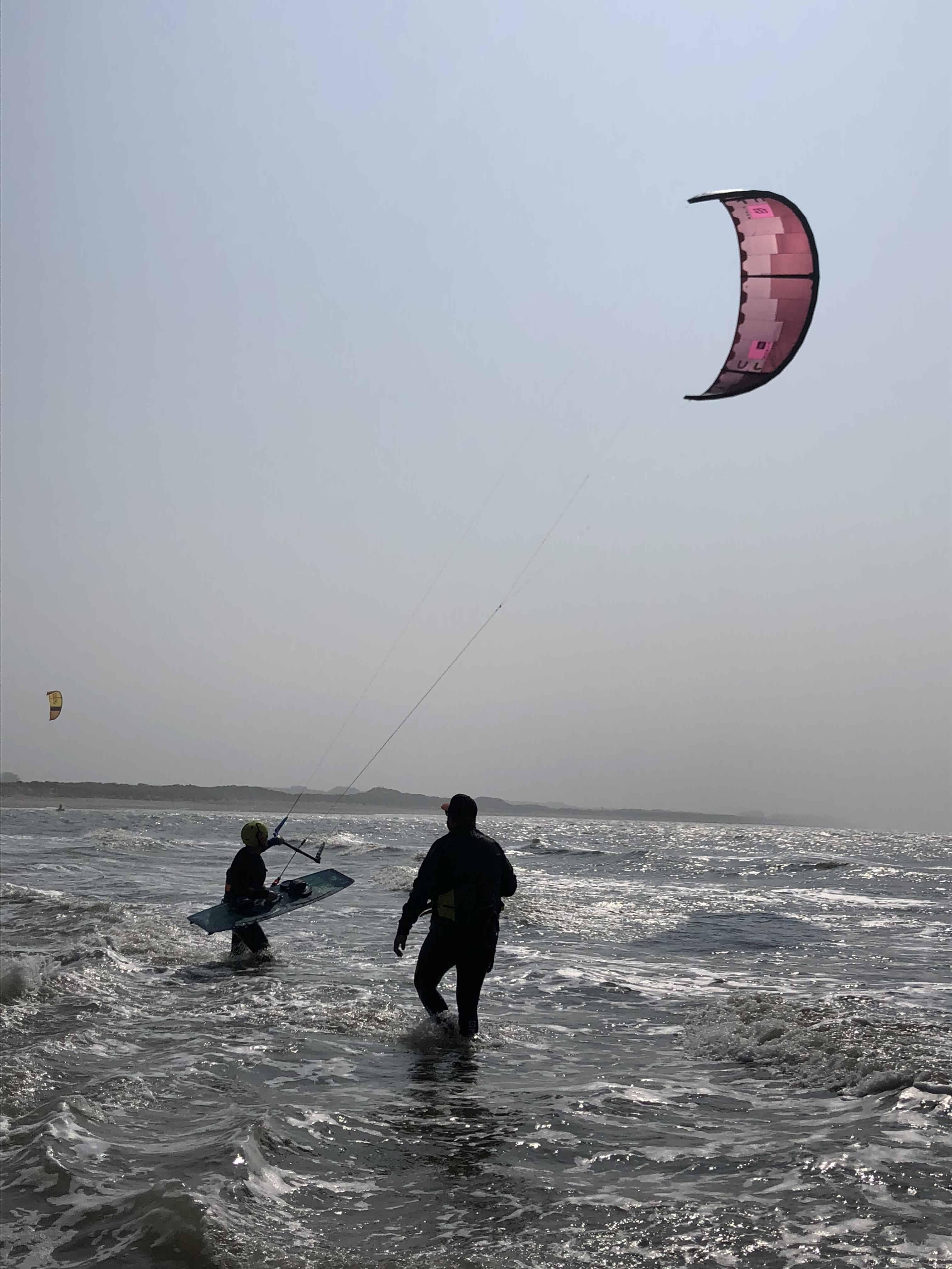 5 Tage Family-Kitesurfcamp